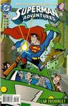 Cover for Superman Adventures (DC, 1996 series) #18 [Direct Sales]