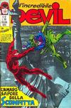 Cover for L'Incredibile Devil (Editoriale Corno, 1970 series) #42
