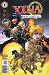 Cover for Xena: Warrior Princess (Dark Horse, 1999 series) #12 [Regular Cover]