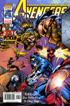 Cover Thumbnail for Avengers (1996 series) #1 [Yaep Cover]