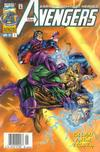 Cover Thumbnail for Avengers (1996 series) #3 [Newsstand]