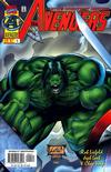 Cover for Avengers (Marvel, 1996 series) #4 [Direct Edition]