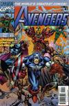 Cover for Avengers (Marvel, 1996 series) #11 [Direct Edition]