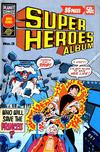 Cover for Super Heroes Album (K. G. Murray, 1976 series) #3