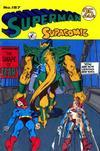 Cover for Superman Supacomic (K. G. Murray, 1959 series) #157