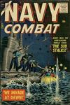 Cover for Navy Combat (Marvel, 1955 series) #15