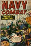 Cover for Navy Combat (Marvel, 1955 series) #18
