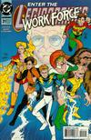 Cover for Legionnaires (DC, 1993 series) #21