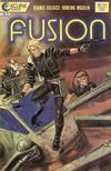 Cover for Fusion (Eclipse, 1987 series) #5