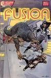 Cover for Fusion (Eclipse, 1987 series) #7
