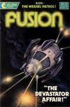 Cover for Fusion (Eclipse, 1987 series) #13