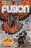 Cover for Fusion (Eclipse, 1987 series) #14
