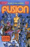 Cover for Fusion (Eclipse, 1987 series) #17