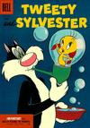 Cover for Tweety and Sylvester (Dell, 1954 series) #10