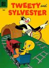 Cover for Tweety and Sylvester (Dell, 1954 series) #11