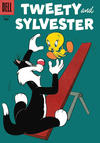 Cover for Tweety and Sylvester (Dell, 1954 series) #15