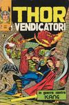 Cover for Thor e i Vendicatori (Editoriale Corno, 1975 series) #141