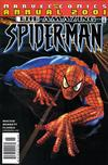 Cover for The Amazing Spider-Man: 2001 (Marvel, 2001 series) #[nn]