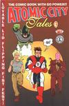 Cover for Atomic City Tales (Kitchen Sink Press, 1996 series) #3