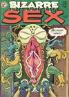Cover for Bizarre Sex (Kitchen Sink Press, 1972 series) #10