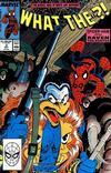 Cover for What The--?! (Marvel, 1988 series) #3