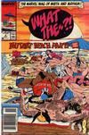 Cover for What The--?! (Marvel, 1988 series) #4 [Newsstand]