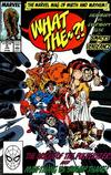 Cover for What The--?! (Marvel, 1988 series) #6 [Direct]