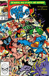 Cover for What The--?! (Marvel, 1988 series) #7 [Direct]