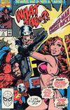Cover for What The--?! (Marvel, 1988 series) #8 [Direct]