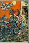 Cover for The Checkered Demon (Last Gasp, 1977 series) #2