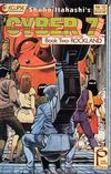 Cover for Cyber 7: Book Two (Eclipse, 1989 series) #10