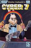 Cover for Cyber 7 (Eclipse, 1989 series) #2
