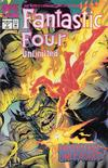 Cover for Fantastic Four Unlimited (Marvel, 1993 series) #7