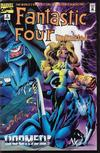 Cover for Fantastic Four Unlimited (Marvel, 1993 series) #8