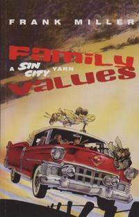 Cover Thumbnail for Sin City: Family Values (Dark Horse, 1997 series)