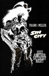 Cover Thumbnail for Sin City: Just Another Saturday Night (Dark Horse, 1998 series)