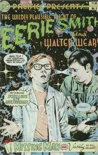 Cover Thumbnail for Pacific Presents (Pacific Comics, 1982 series) #3
