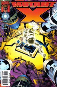 Cover Thumbnail for Mutant X (Marvel, 1998 series) #31