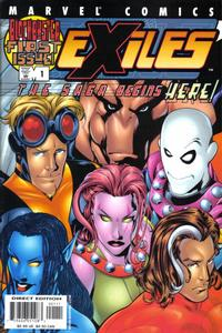 Cover Thumbnail for Exiles (Marvel, 2001 series) #1