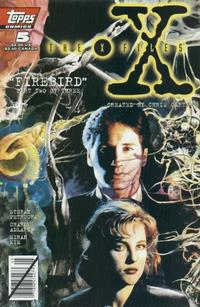Cover Thumbnail for The X-Files (Topps, 1995 series) #5 [Direct]