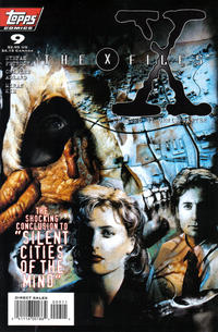Cover Thumbnail for The X-Files (Topps, 1995 series) #9