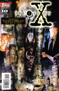 Cover Thumbnail for The X-Files (Topps, 1995 series) #10 [Direct]