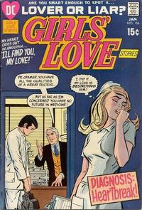 Cover Thumbnail for Girls' Love Stories (DC, 1949 series) #156