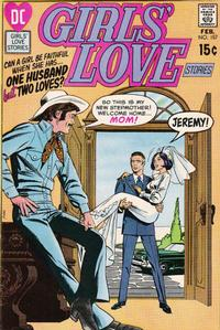 Cover Thumbnail for Girls' Love Stories (DC, 1949 series) #157