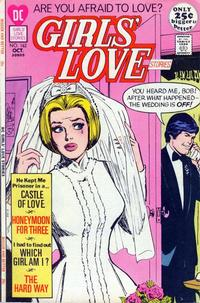 Cover Thumbnail for Girls' Love Stories (DC, 1949 series) #162