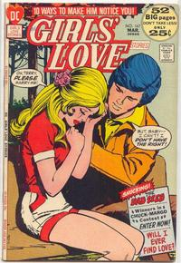 Cover Thumbnail for Girls' Love Stories (DC, 1949 series) #167
