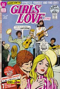 Cover Thumbnail for Girls' Love Stories (DC, 1949 series) #168