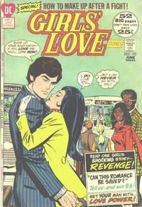 Cover Thumbnail for Girls' Love Stories (DC, 1949 series) #170