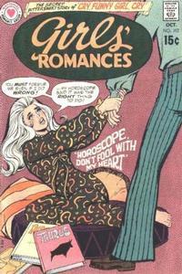 Cover Thumbnail for Girls' Romances (DC, 1950 series) #152