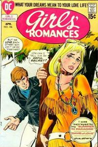 Cover Thumbnail for Girls' Romances (DC, 1950 series) #156